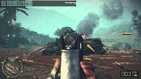 video battlefield bad company 2 vietnam m16