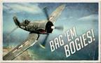 Fighter Ace Postcard