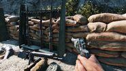 Practice Range weapons BFV