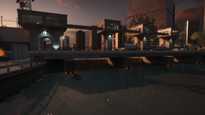 BF4 Sunkendragon conquest floodgates flood