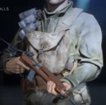 BFV For Whom The Bell Tolls Torso