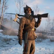 Battlefield 1 Red Army Medic