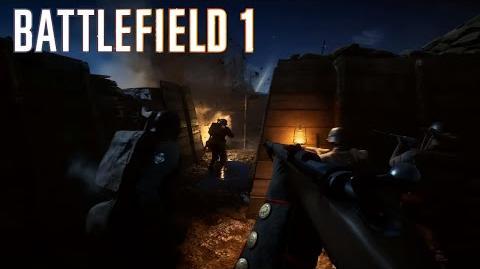 Nivelle Nights - Battlefield 1 No Hud Immersion