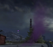 BF2 Command smoke purple
