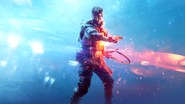Battlefield V Deluxe Edition Desktop Wallpaper