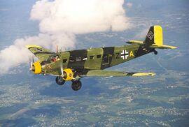 Ju-52 IRL