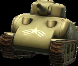 Royal tank