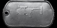 BF4 M320 Master Dog Tag