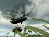 BFV Chinook Airlift