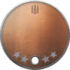 Battlefield 1 Support Specialist II Dog Tag