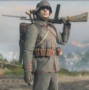 German medic
