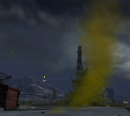 BF2 Command smoke yellow