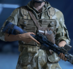 BFV Phantom Major Torso