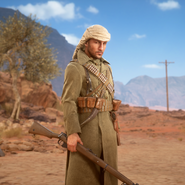 Battlefield 1 Incursions Central Powers Control Leader