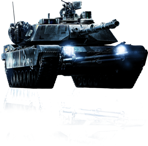 File:Battlefield 3 M1 Abrams HQ Render.png