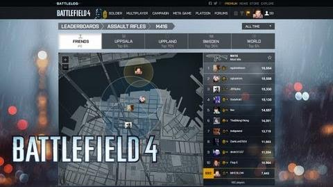 Angel of Anarchy/DICE releases video on new Battlelog features for BF4.