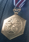 Conspicuous Valor Merit Medal