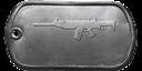 BF4 U-100 MK5 Master Dog Tag