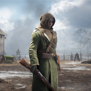 Battlefield 1 Russian Empire Scout