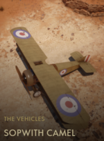 Sopwith Camel Codex Entry