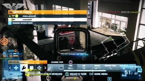 BF3 Close Quarters DLC - Operation 925 - Domination - Gameplay Commentary