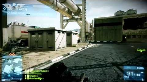 ZOMBIE APOCALYPSE! - Battlefield 3 (BF3) Gameplay Commentary