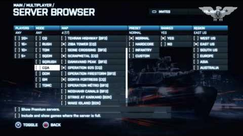 Battlefield 3 (BF3) - Close Quarters DLC Maps REVEALED