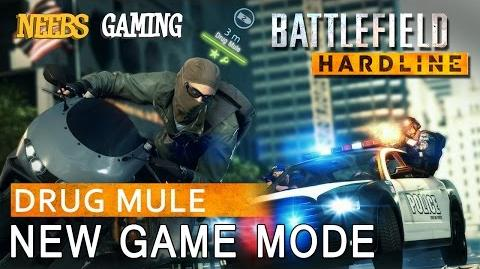 Battlefield Hardline - New Game Mode Drug Mule