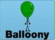 Balloony mini