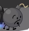 Bomby in BFB intro