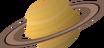 Saturn the large stuff