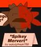 Spikeymervety