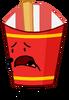 Oh no Fries transparent