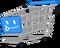 Shopping Cart pose