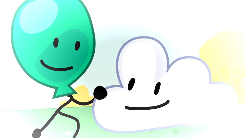 Balloony And Cloudy Battle For Dream Island Wiki Fandom Powered