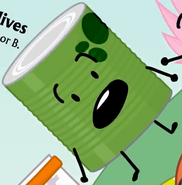 Can of black olives bfb 06