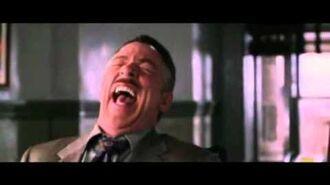 J. Jonah Jameson Laughing