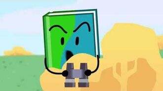 BFB 13 but only when Book appears on screen