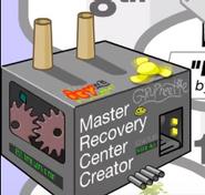 Master Recovery Center bfdia2
