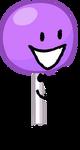 Lollipop in BFB intro