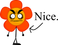 BFDIA Evil Flower