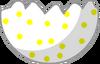 Egg bottom