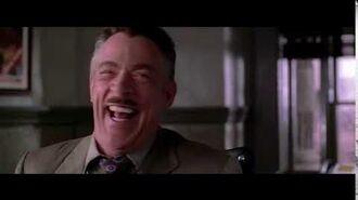 J. Jonah Jameson laughing-0