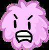 Puffball angry