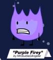 Purple Firey