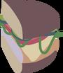 Yarnburger Slice above
