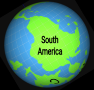 Not Exactly South America