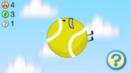Another Name Tennis Ball falling
