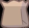 Barf Bag 3-4 warm water