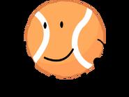 Mega Orange TennisBall
